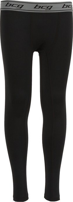 Boys' Logo Elastic Compression Legging