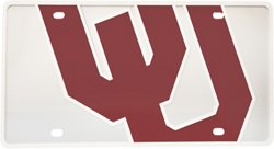 Stockdale University of Oklahoma License Plate