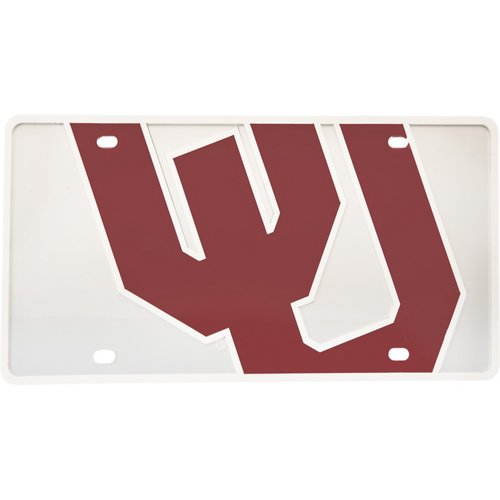 Stockdale University of Oklahoma License Plate