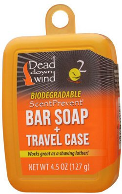 Dead Down Wind Bar Soap and Travel Container