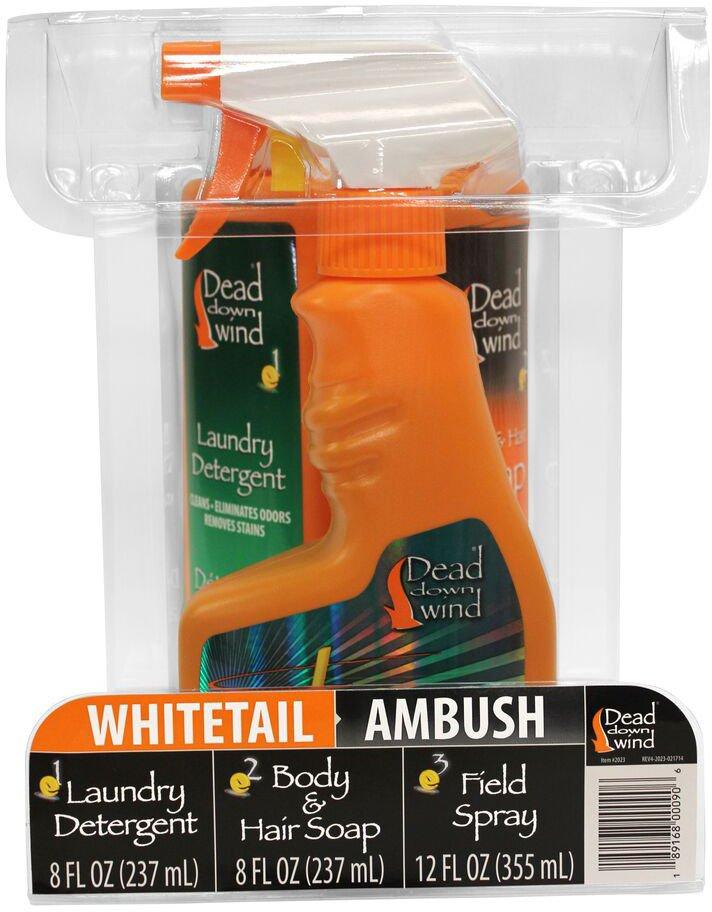 Dead Down Wind Whitetail Ambush Combo Pack