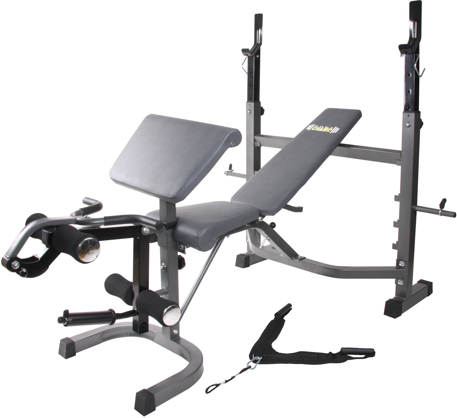 Nice Body Champ Olympic Weight Bench