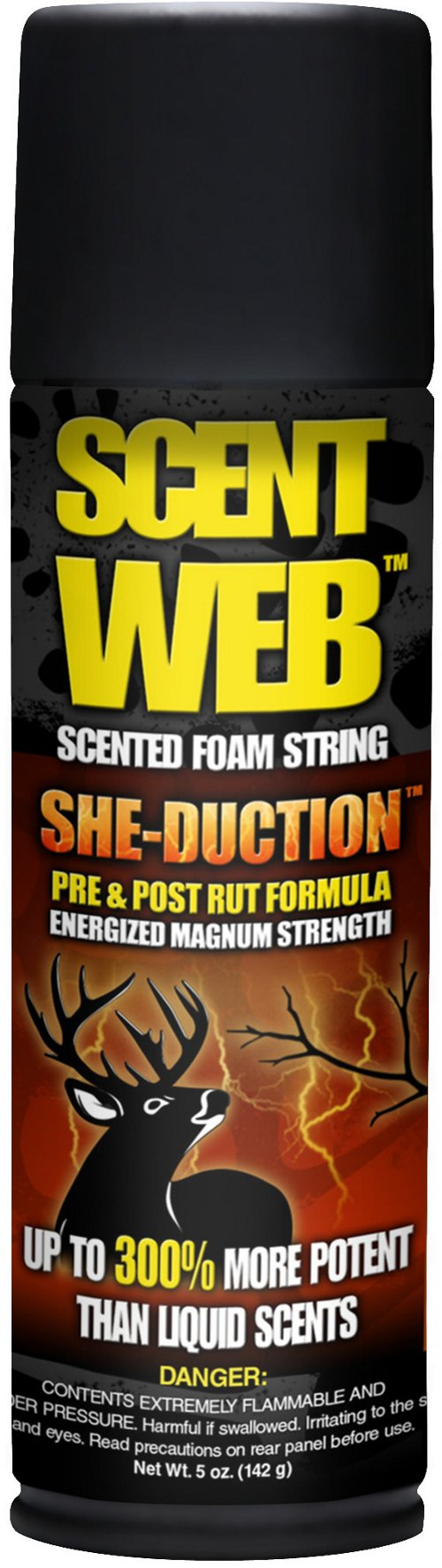 A-Way Hunting Products Scent Web She-Duction Deer Attractant Brown - Hunting Equipment And Accessories, Game Scents And Attracts at Academy Sports thumbnail