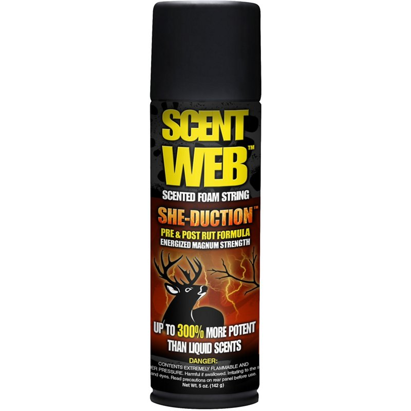 A-Way Hunting Products Scent Web She-Duction Deer Attractant Brown - Game Scents And Attrcts at Academy Sports thumbnail
