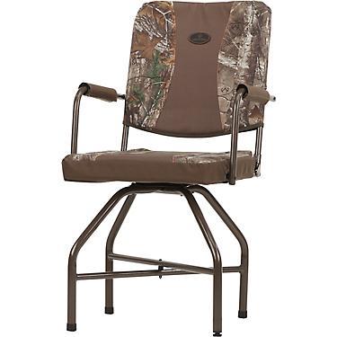 Sensational Game Winner Realtree Xtra Swivel Blind Chair Inzonedesignstudio Interior Chair Design Inzonedesignstudiocom