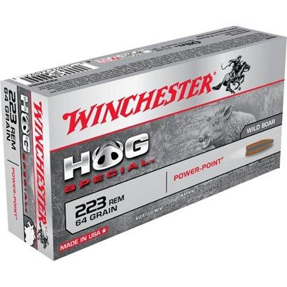 Winchester Power Point Hog Special 223 Remington 64 Grain