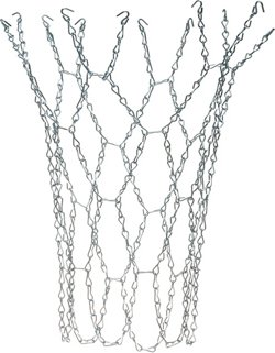 Academy Sports + Outdoors Steel Chain Basketball Net