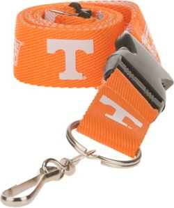 NCAA Adults' University of Tennessee 2-Tone Lanyard