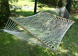 Pawleys Island Cotton Rope Hammock