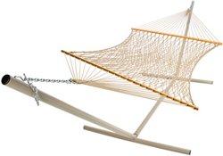 CastAway Deluxe Polyester Rope Hammock