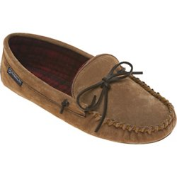 Men's Basic Moc Slippers