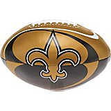 "Jarden Sports Licensing Kids' New Orleans Saints Goal-Line 8"" Softee Football"