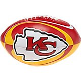"NFL Kansas City Chiefs Goal Line 8"" Softee Football"