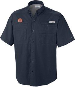 Columbia Sportswear Men's Auburn University Collegiate Tamiami Shirt