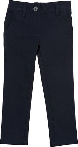 Toddler Girls' Uniform Skinny Ankle Pant
