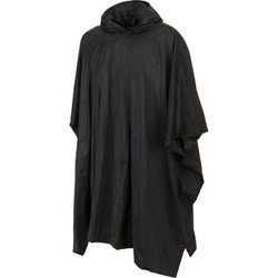 Adults' Vinyl Poncho