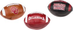 Rawlings® University of Oklahoma 3rd Down Softee Footballs 3-Pack