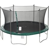 JumpZone 15' Round Trampoline with Enclosure