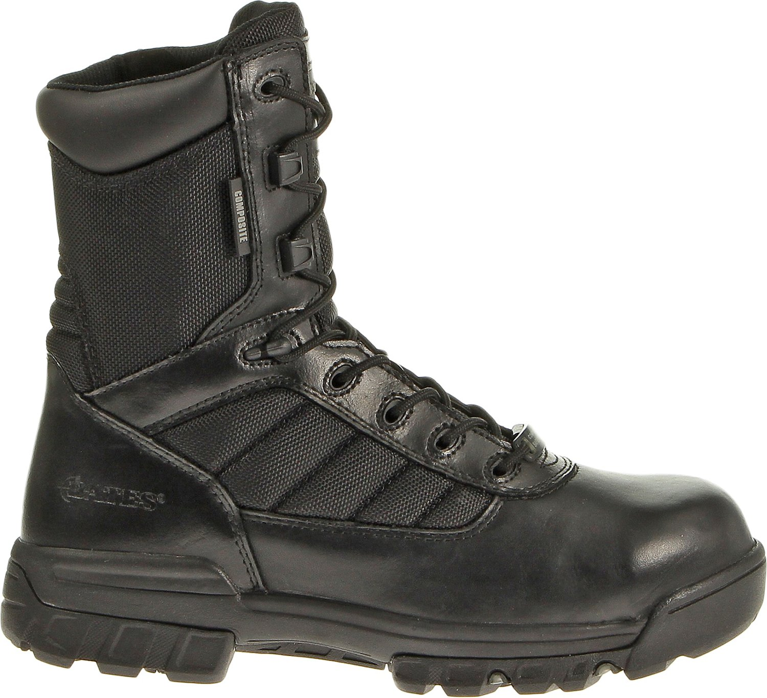 2ea3ebc74 Display product reviews for Bates Men's 8 in Sport Composite Toe Side-Zip  Tactical Boots