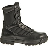Men s 8 in Tactical Sport Composite Toe Side Zip Boots 2b96a07f98fb