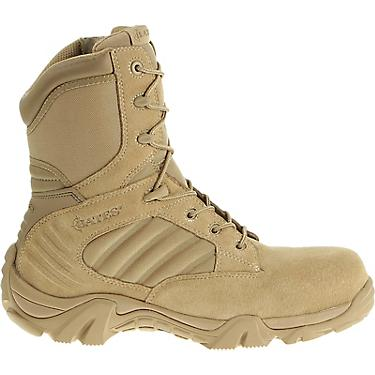 f3a79f1c407 Bates Men's GX-8 Desert Composite Toe Side-Zip Tactical Boots