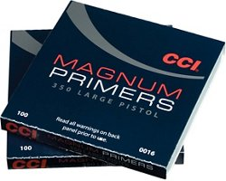 CCI® 300 Large Pistol Primers 100-Pack