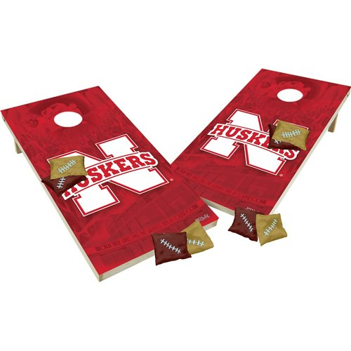 Wild Sports Tailgate Toss XL SHIELDS University of Nebraska