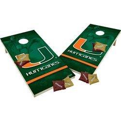 Tailgate Toss SHIELDS XL University of Miami