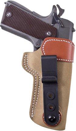 DeSantis Gunhide® Sof-Tuck™ Inside the Waistband Tuckable Colt Holster