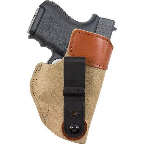 DeSantis Gunhide® Sof-Tuck™ Inside the Waistband Tuckable GLOCK 26/27 Holster