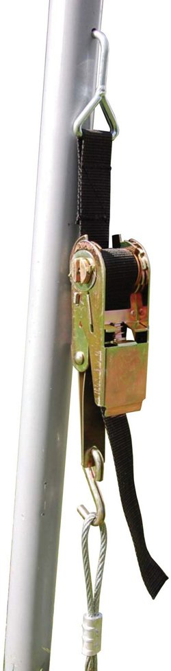 ShelterLogic Ratchet TITE™ Anchor Kit