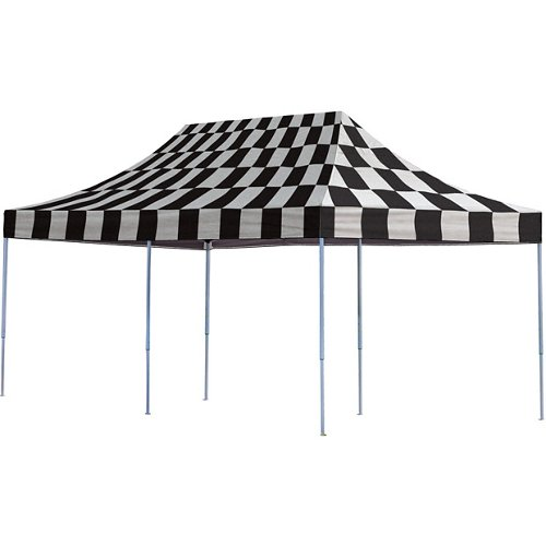 ShelterLogic Pro 10' x 20' Straight Leg Pop-Up Canopy