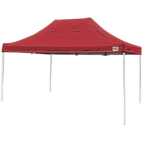 ShelterLogic Pro Series Straight-Leg 10' x 15' Double-Truss Pop-Up Canopy