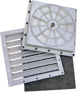 ShelterLogic AutoVent™ Automatic Shelter Vent Kit