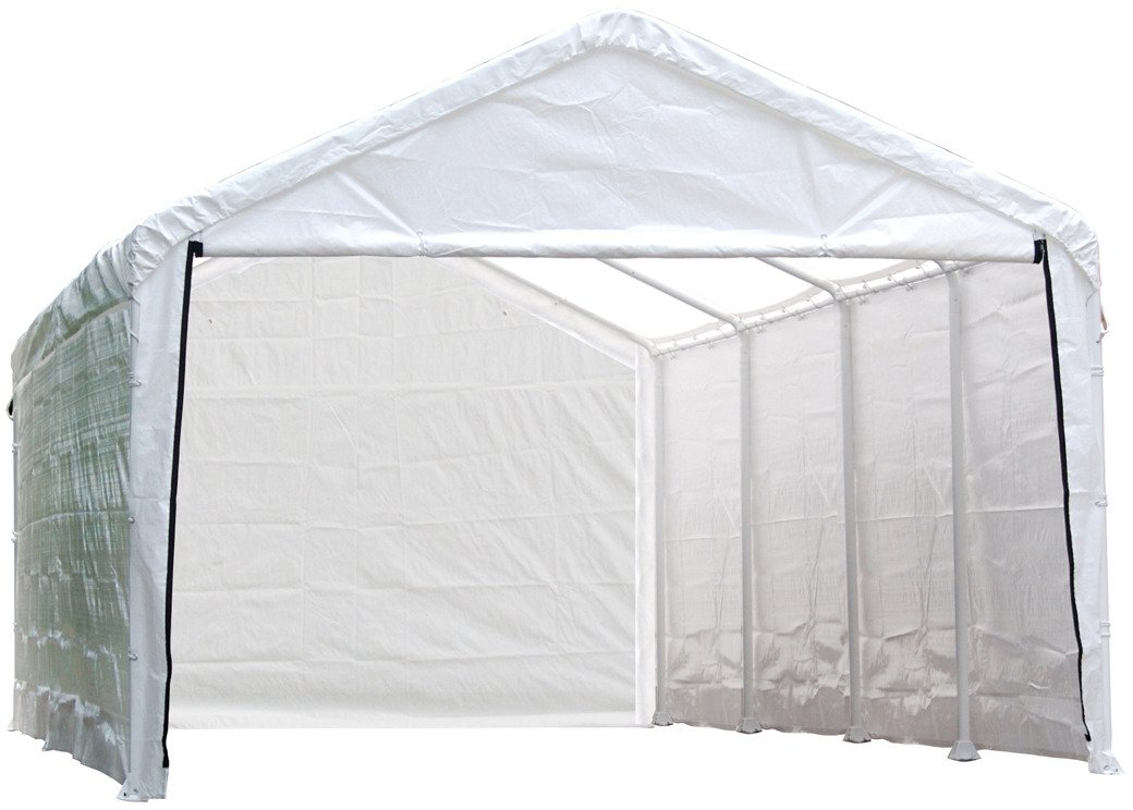 ShelterLogic 12' x 26' Canopy Enclosure Kit - view number 2