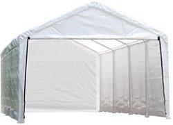 ShelterLogic 12' x 30' Canopy Enclosure Kit