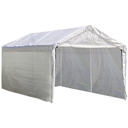 ShelterLogic 10' x 20' Canopy Enclosure Kit