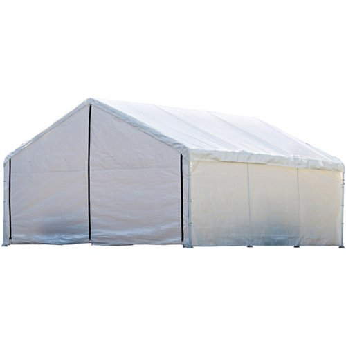 ShelterLogic Super Max 18' x 40' Canopy Enclosure Kit