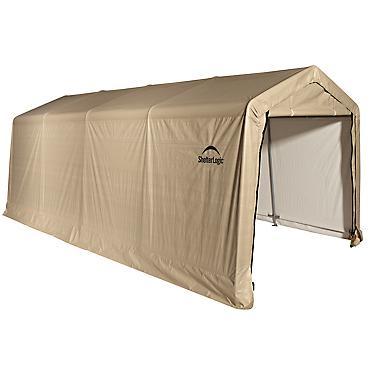 ShelterLogic AutoShelter® 1020 10' x 20' Portable Garage