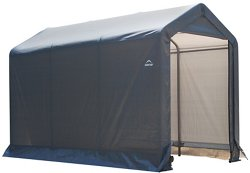 "ShelterLogic 6'6"" x 10' x 6' Shed-in-a-Box®"