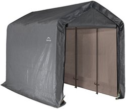 ShelterLogic 6' x 12' x 8' Shed-in-a-Box®