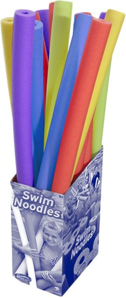 SwimWays Box of 18 Super Swim Noodles