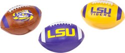 Rawlings Louisiana State University 3rd Down Softee Footballs 3-Pack