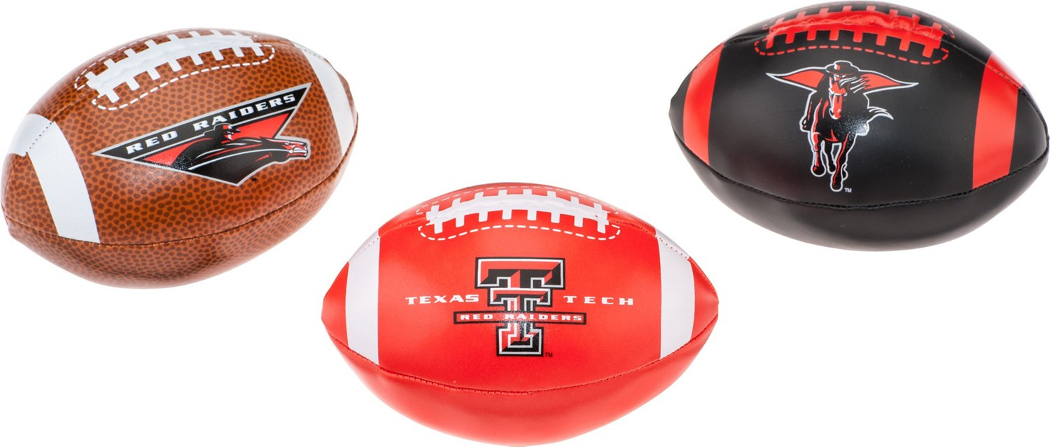 3cc94af2 Display product reviews for Rawlings Texas Tech University 3rd Down Softee  Footballs 3-Pack