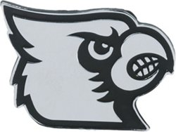Stockdale University of Louisville Chrome Metal Freeform Auto Emblem