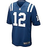Men s Indianapolis Colts Andrew Luck 12 Game Jersey Quick View. Nike ac1096dea