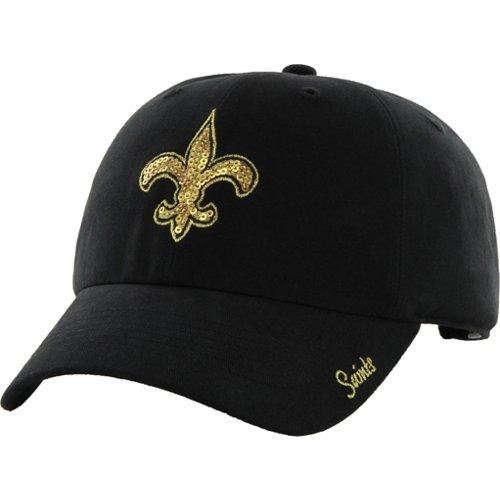 '47 Women's New Orleans Saints Sparkle Team Color Cap