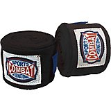 Combat Sports International Adults' Semi-Elastic Hand Wraps 2-Pack