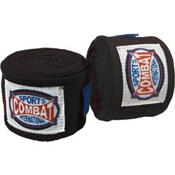 Adults' Semi-Elastic Hand Wraps 2-Pack