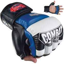 MMA Amateur Leather Competition Gloves